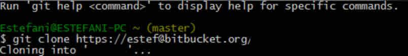 bitbucket-estefanirangel