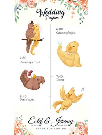 wedding-program-estefani-rangel-graphic-design-print
