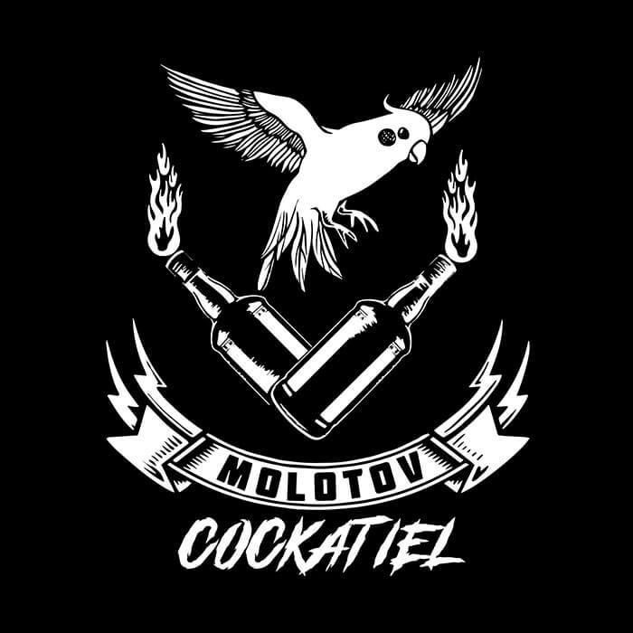 Cockatiel Illustration