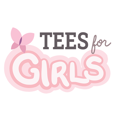 Tees for girls logo